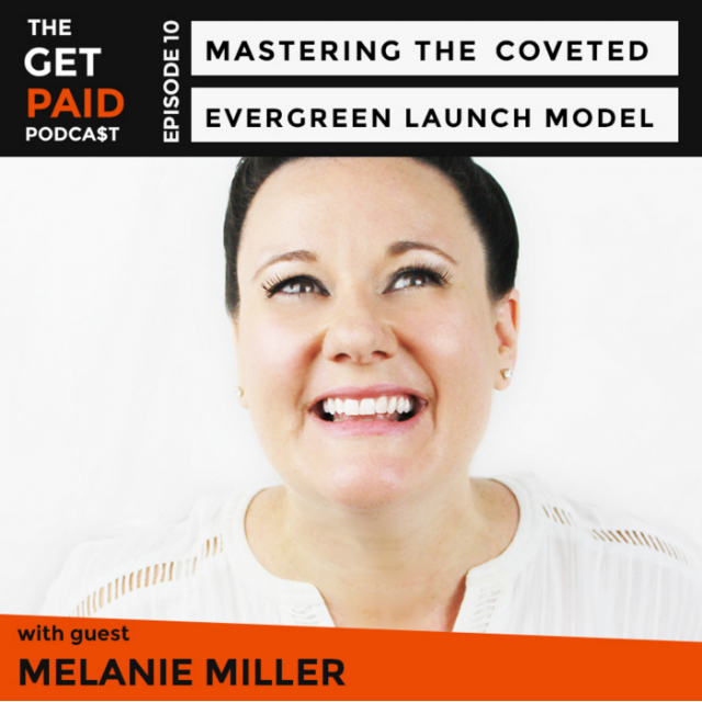Interview with Claire Pells - Get Paid Podcast